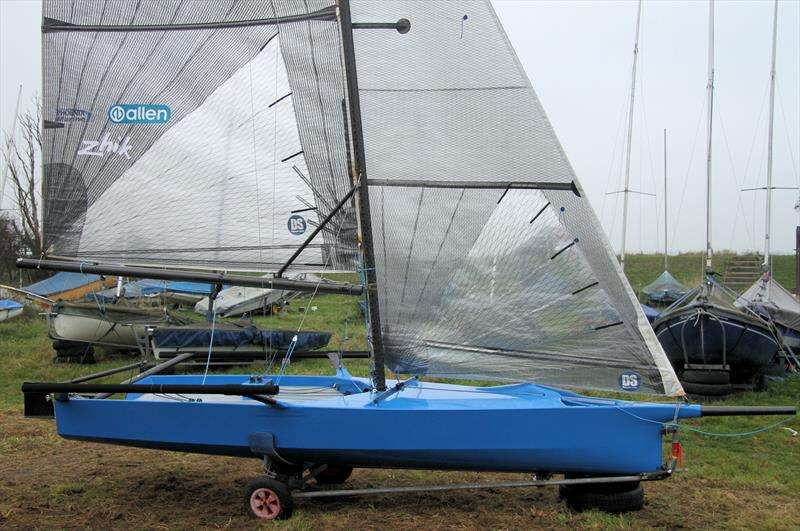 Budget Ultra-High Performance Sailing
